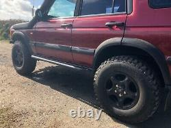 2000 Land Rover Discovery 2 ES TD5 Off Roader or Green Lane Winch, 2 Lift