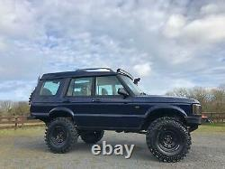 2003 53 Land Rover Discovery 2 TD5 ES Greenlane Off Road