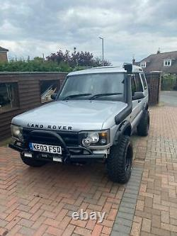 2003 Land Rover Discovery 2 TD5 4x4 offroader