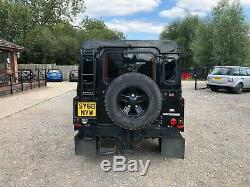 2010 60 Land Rover Defender 110 Td5 Xs 7 Seat Station Wagon One Off Ltd Edition