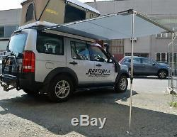 2m x 2.5m Pull Out 4x4 Awning Sun Shade Canopy Van Land Rover Camping Off Road