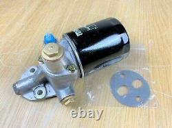 #3 Landrover Series Spin On Off Oil Filter Conversion Kit 2.25 Petrol Diesel