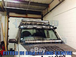 30 180w Curved Cree LED Light Bar Combo IP68 Driving Light Off Road 4WD Boat