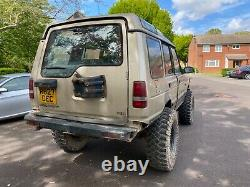 300tdi Landrover Discovery off roader