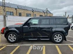 4 x GENIUNE DEFENDER 2021 L664 ALLOYS WHEELS WITH OFF ROAD TYRES LAND ROVER