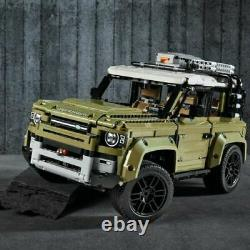 42110 Lego Technic Land Rover Defender Offroad Car Vehicle Building Toy Set New