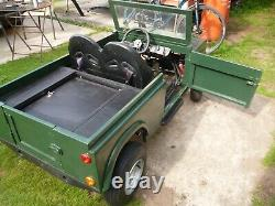 48 volt. 2000watt. Childs. Landrover. Defender. Off road buggy. Toylander. Totrod