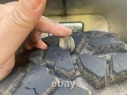 4x 235/85/16 Cooper Tyres Discoverer STT Pro Mud Terrain 120/116Q Land Rover