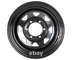 4x Wheel Steel 4x4 16x7 5x120,65 Et+15 Off Road Set Land Rover Discovery 2
