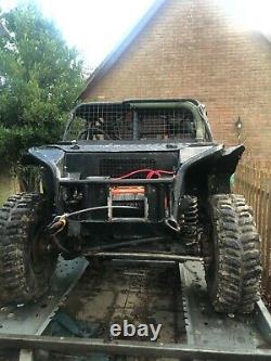 4x4 Off road Landrover Challenge Truck High Spec