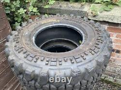 5 X Fedima Mud Tyres 285 75 16 Land Rover Discovery Tires
