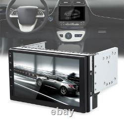 7023A 2-Din 7 Car Off-Road Radio Player GPS Navigation Android 6.0.1 Wifi DVR