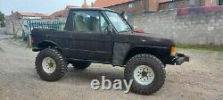 Classic Range Rover Monster Off Road 37s Landrover