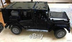 Crawler Jeep Wrangler 4x4 Off Roader 4wd Technic Land Rover Defender 42110 Car