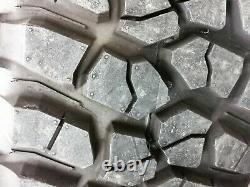 Defender 15 Inch off Road Wheels Steel Rims 10x15 Et 35x12, 50R15 Mud Terrain