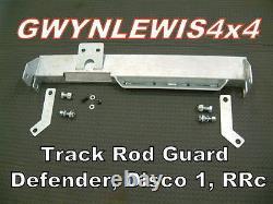 Defender Track Rod Guard Steering Guard GwynLewis4x4 sumo bars off road guard