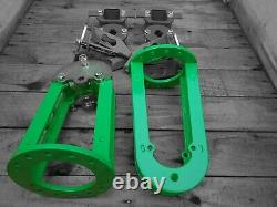 Discovery 2 Offroad Set 2inch lift kit HD turrets + dislocation cones landrover