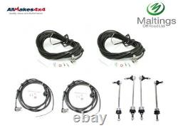Discovery 2 Plus 4 Abs Cables + Arb Links Discovery Off Road Suspension Lift