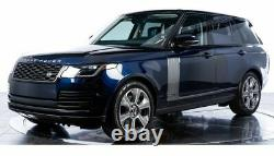 Factory Range Rover Wheels Set 4 OEM Autobiography 6002 Diamond Turned 21 Land