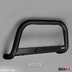 For Land Rover Freelander 2 (L359) 2008-2014 Black Bull Bar Front Bumper Grill