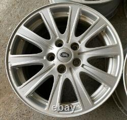 GENUINE OEM LAND ROVER DISCOVERY 3 18 5x120 ALLOY WHEELS 4x4 Off Road