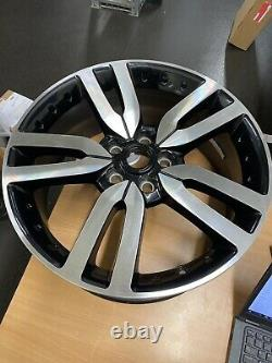 Genuine Land Rover Discovery 4 20 inch Diamond turned alloy wheel LR023736