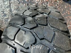 LANDROVER DISCOVERY TD5 SET 5 16 ALLOY WHEELS BF GOODRICH 4x4 TYRES OFF ROAD