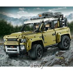 LEGO 42110 Technic Land Rover Defender Off Roader 4x4 Car Toy