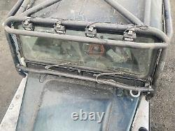 Land Rover 100 Winch Challenge Truck Roll Cage And Challenge Wings Off-roader