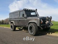 Land Rover 110 4x4 Off Road