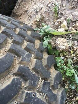 Land Rover 265/75/16 Modular Wheels And Mud Tyres Off Road Discovery Defender