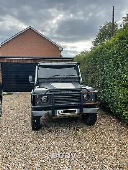 Land Rover 90 V8 3.9 litre petrol 4x4 serious off roader automatic