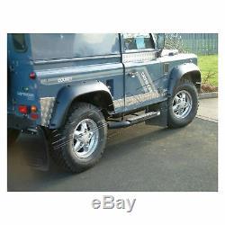 Land Rover Defender 90 / 110 1984 2 Off Road Wheel Arch Kit Da2366 New