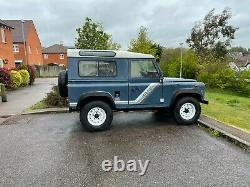 Land Rover Defender 90 300tdi 4 Seater Mot Good Condition 4x4 Off Road