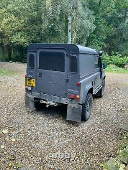 Land Rover Defender 90 4x4 Off Road Winter and Work Ready NO RESERVE