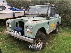 Land Rover Defender 90 Series 3 Pick Up Truck Cab Off Road Roll Cage 6 Point SWB