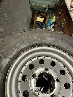 Land Rover Defender Discovery 1 Range Rover Classic Wheels / Off Road Tyres