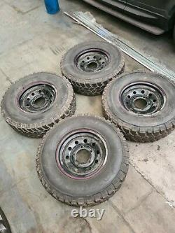 Land Rover Defender Discovery Range Rover 4x4 Off Road Wheels & Tyres