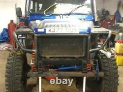 Land Rover Defender Tube Wings Challenge Wing Extreme Style Welded off road