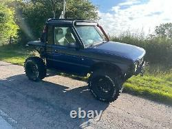 Land Rover Discovery 1 Tray Back Off Road