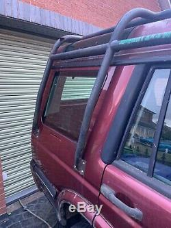 Land Rover Discovery 2 Full External Roll Cage Off-road
