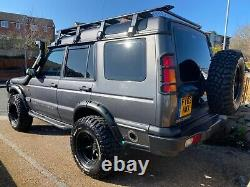 Land Rover Discovery 2 TD5 Off-roader