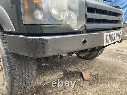 Land Rover Discovery 2 TD5 bumper Steel Close Fit Off Road Bumper