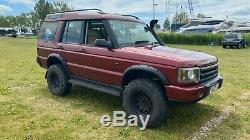 Land Rover Discovery 2 Td5 ES Off Road Modified