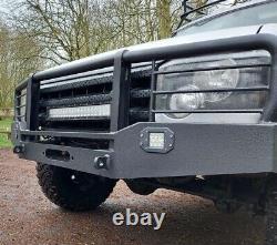 Land Rover Discovery 2 Winch Bumper'Explorer' PLEASE READ DESCRIPTION offroad