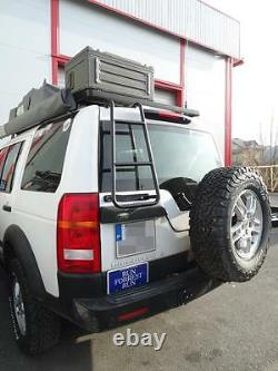 Land Rover Discovery 3 & 4 Rear Door Ladder Off-Road 4X4 rack