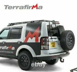 Land Rover Discovery 3 / 4 Roof Rack Terrafirma TF972 04-16 Offroad Expedition