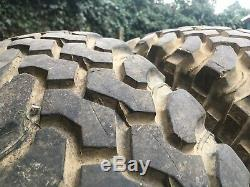 Land Rover Discovery Defender Wheels Tyres off Road Bfg Goodrich Mud Terrain