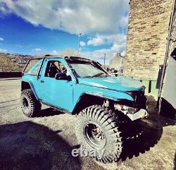 Land Rover Discovery FreeLander Defender 4 X 4 Off Road 37 Inch Maxxis Tyres