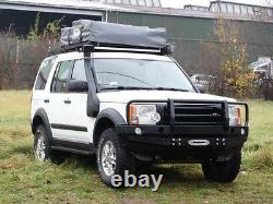 Land Rover Discovery III 3 Front Steel Bumper Winch Off Road 4x4